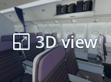 Open 3D view from United Premium Plus cabin. This will open in a new tab.